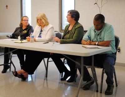 Town hall meeting focuses on PFAS foam, wildlife testing