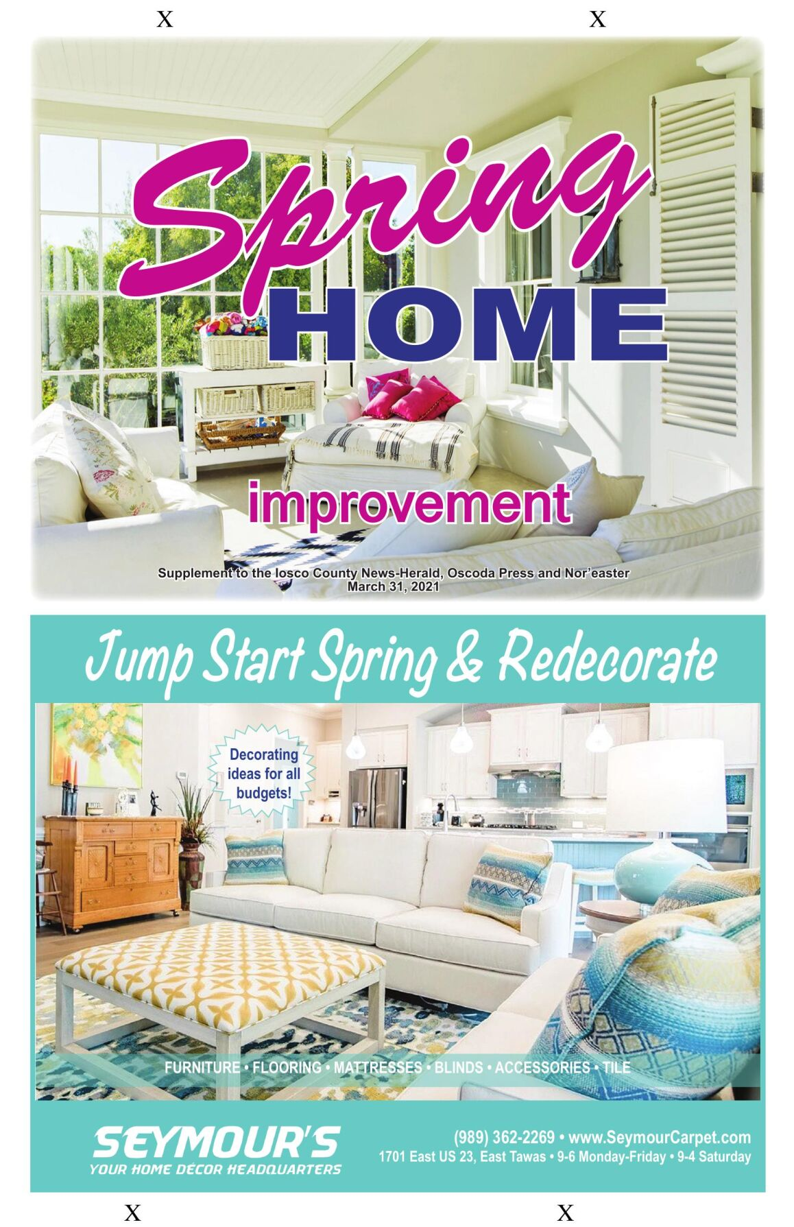 Spring Home Improvement Guide 2021