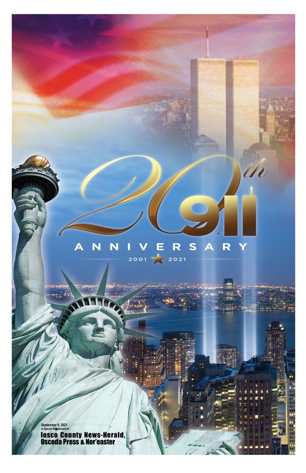 20th Anniversary of 9/11 Tribute