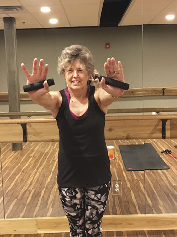 Fitness Barre