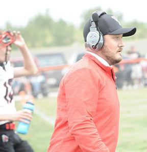 WP Coach Tommy Atkinson