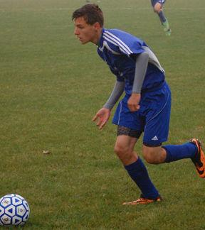 Oscoda varsity soccer bows out in district semi-finals