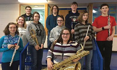 OHS band members score well at MSBOA state solo and band