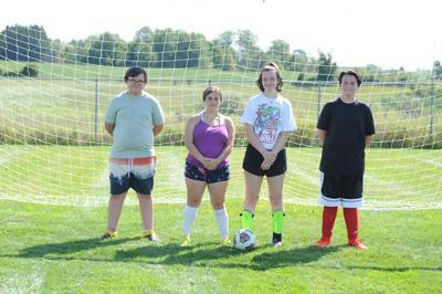 Whittemore Soccer Team