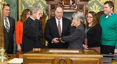 New 106th District state rep takes office | News | iosconews com