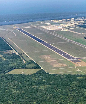 Award received for Oscoda-Wurtsmith Airport runway project ...