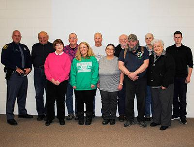 State Police wrap up first Citizens' Academy held in Iosco
