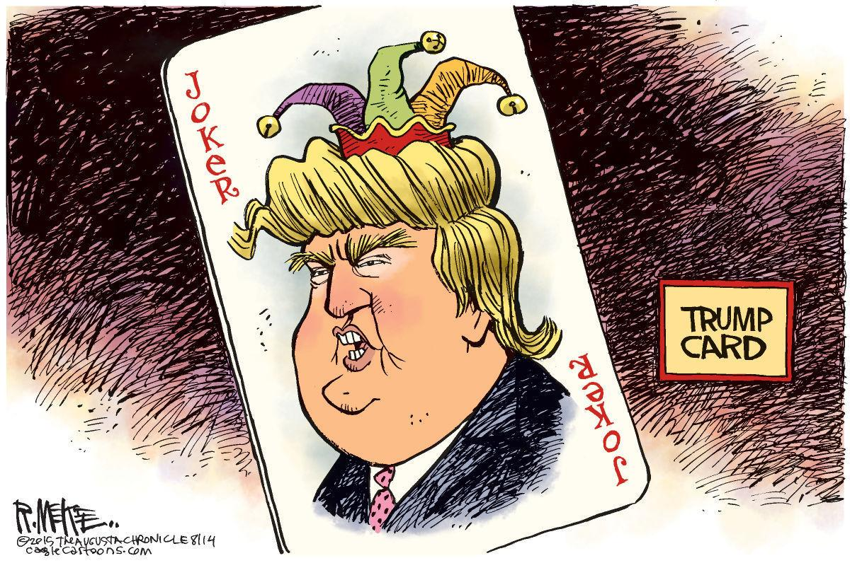 Trump the Joker