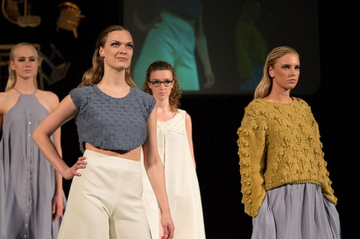 Fashion Statement More Than 250 Garments Entered Into Competition Senior Wins 39 Best In Show