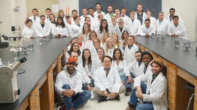 Biomedical Sciences one year master's picture