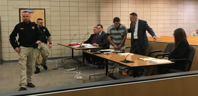 Richards granted public trial, stays with attorney after conflict hearing