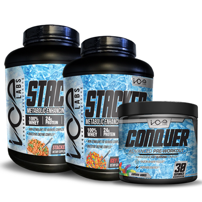 "I Conquer Everything ""I.C.E."" Labs Nutritional Supplements"