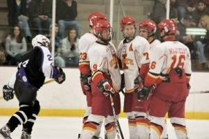 HOCKEY: Cyclones leave it all on the ice