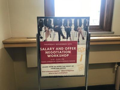 Salary and Offer Negotiation Workshop