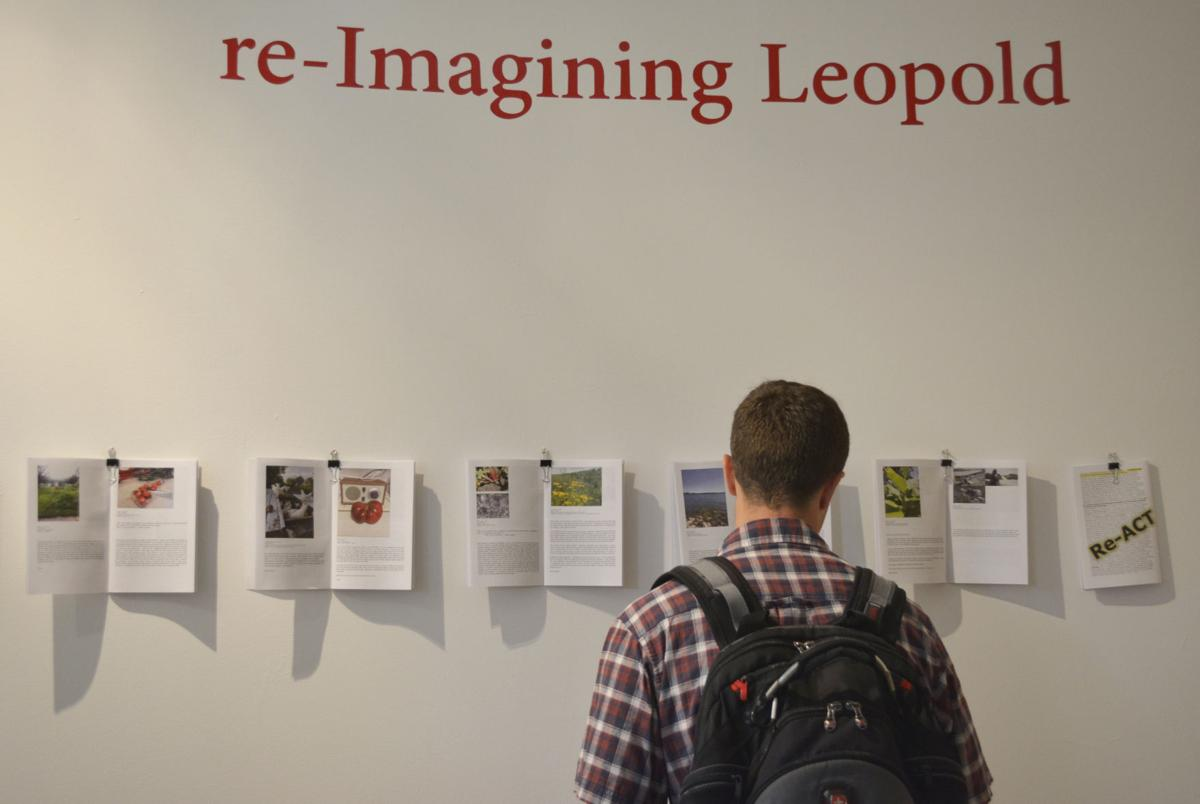 PHOTOS: 're-Imagining Leopold' at the ReACT gallery | Multimedia