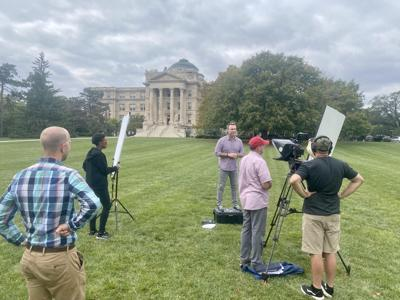 the college tour filming