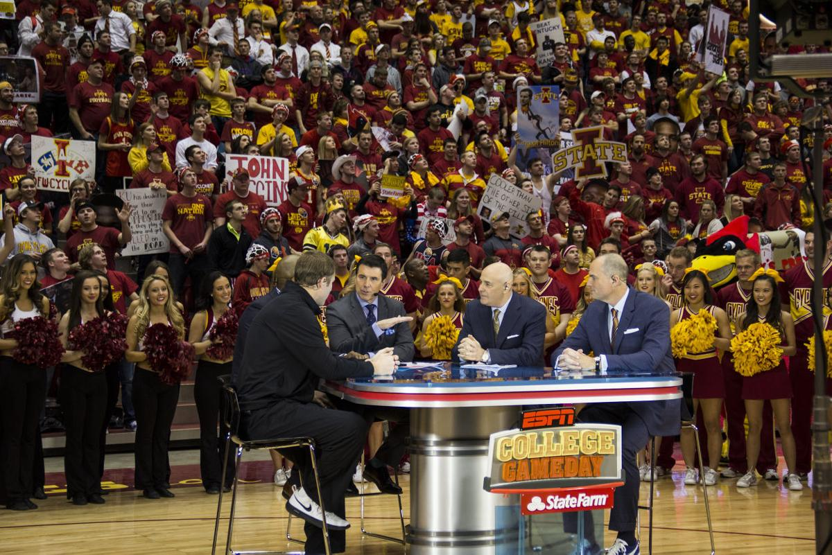 ESPN College GameDay comes to Hilton