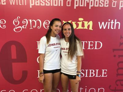 Crisis in Venezuela has reaching affect on two Iowa State tennis players