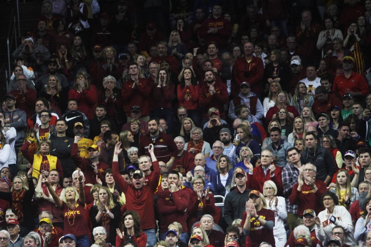 NCAA Tournament: Cyclones react to March Madness draw | Men's Basketball | iowastatedaily.com