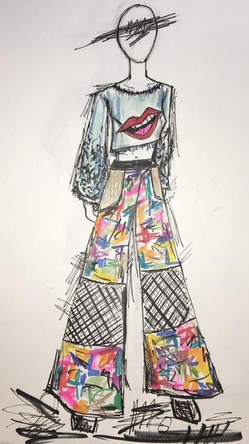 Interview With Fashion Designer And Illustrator Cassidy Glynn Features Iowastatedaily Com