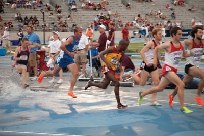 NCAA Outdoor Track and Field Championships —Steeplechase