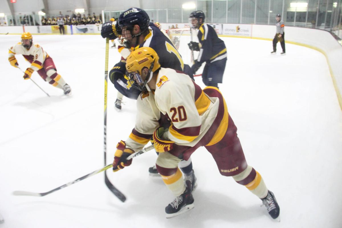 Cyclone Hockey starts spring semester with series against ...