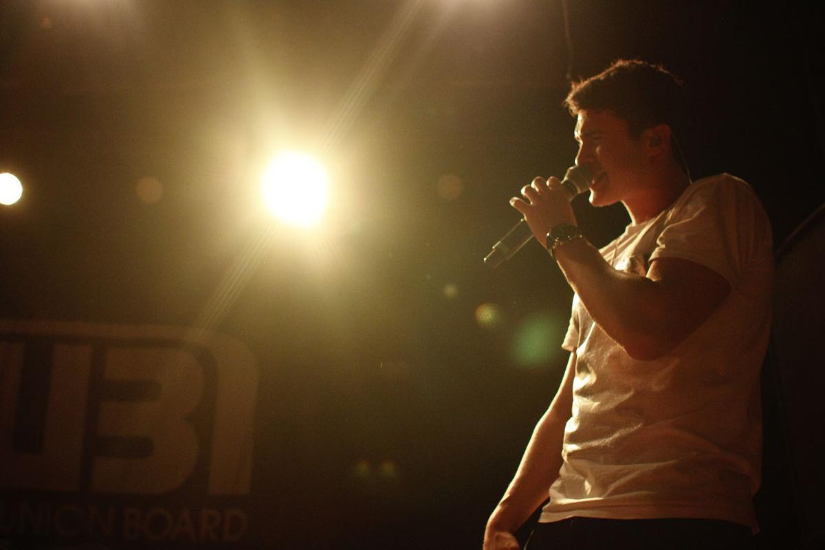 Timeflies performed at the MU in 2014