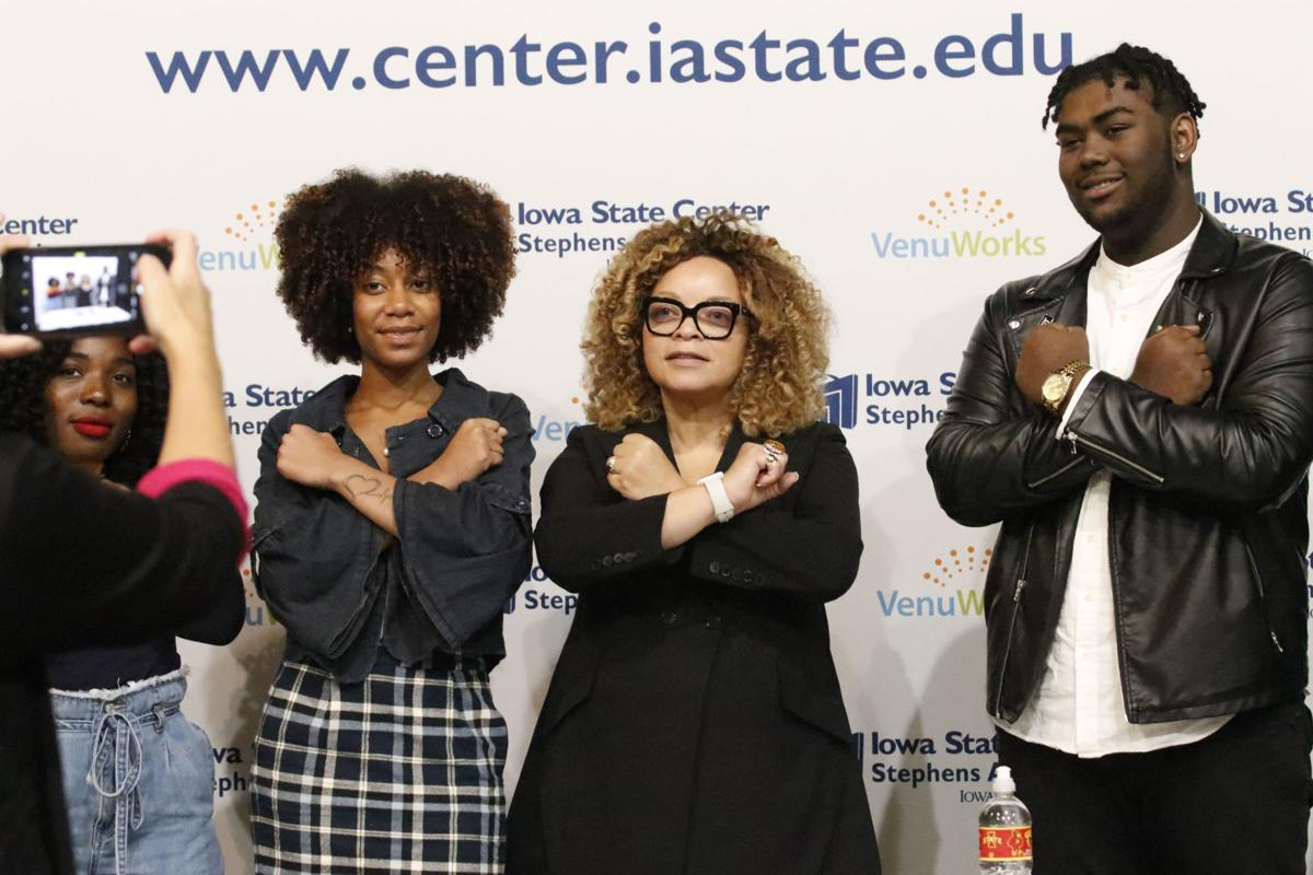Ruth E Carter Shares The Story Of Black Panther With Isu
