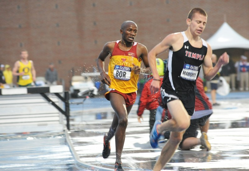 NCAA Outdoor Track and Field Championships — Hillary Bor