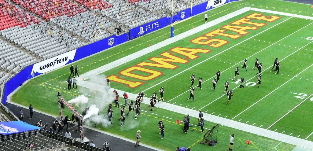 Fiesta Bowl Iowa State team