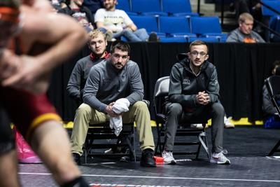 Brent Metcalf and Joey Palmer