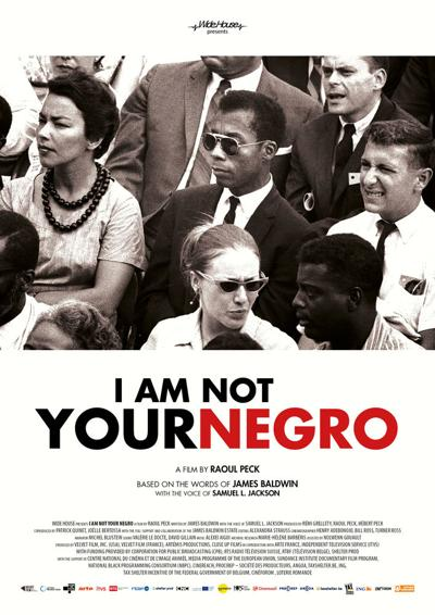 I Am Not Your Negro film