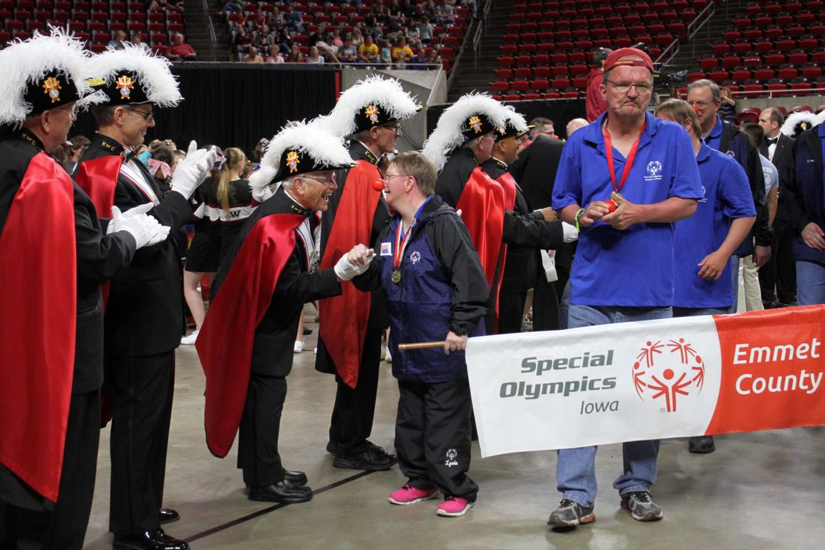 special olympics opening ceremony