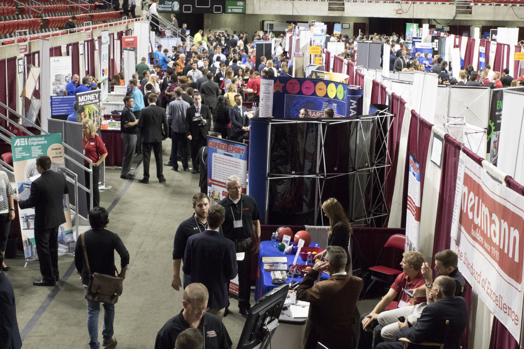 Getting Ready For The Career Fairs App Content Iowastatedaily Com