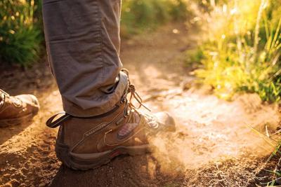 outdoors boot