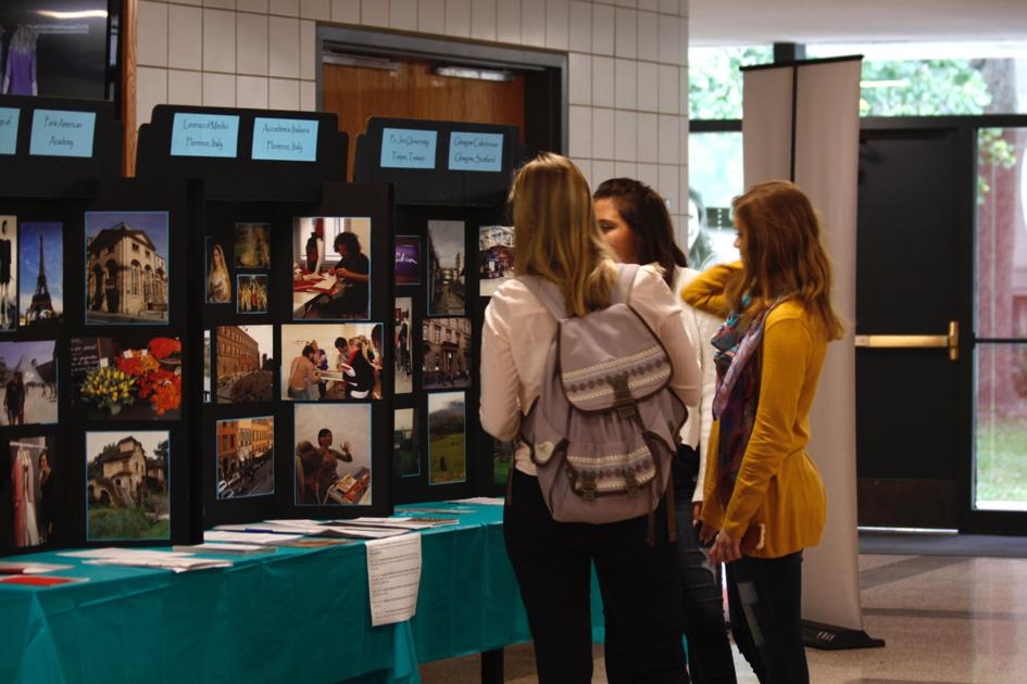 Study abroad fair offers quick learning opportunity