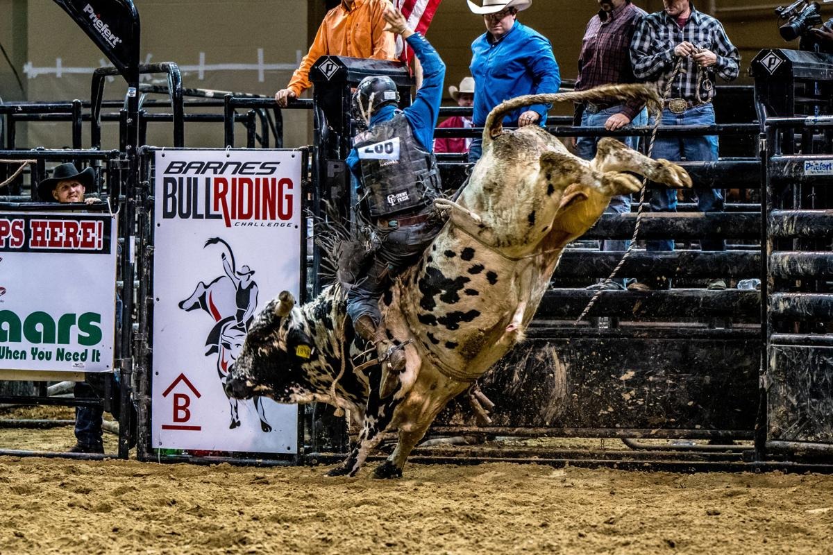 Iowa State Rodeo Club and Barnes PRCA Rodeo partner to ...
