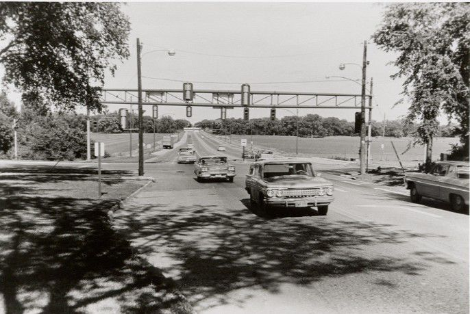 Lincoln Way Beach Ave 1962