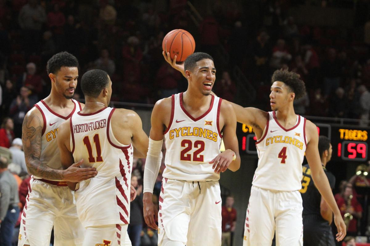 haliburton, freshmen cast prevail in iowa state's win over missouri
