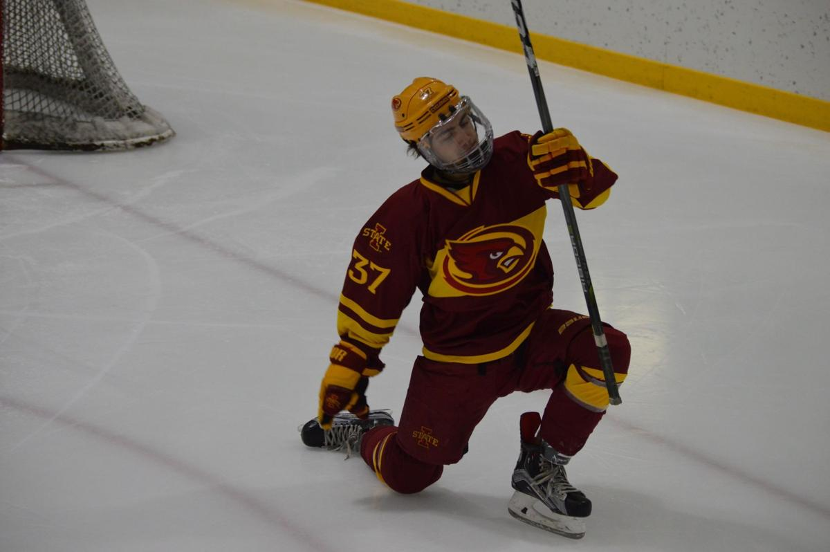PHOTOS  Cyclone Hockey vs University of Iowa  f3a5f681827