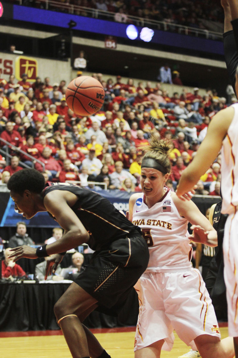 NCAA women's basketball: Cyclones fall to Florida State at ...