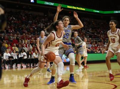 83ef3ee0a34 Complete performance, 3-point shooting leads Cyclones to blowout win over  Kansas State
