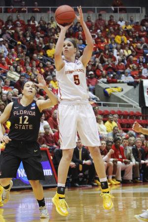 Added blessings: Hallie Christofferson leaves college play ...