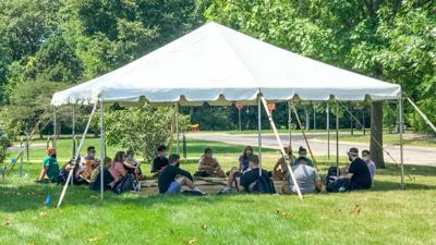 Design students' outside classes