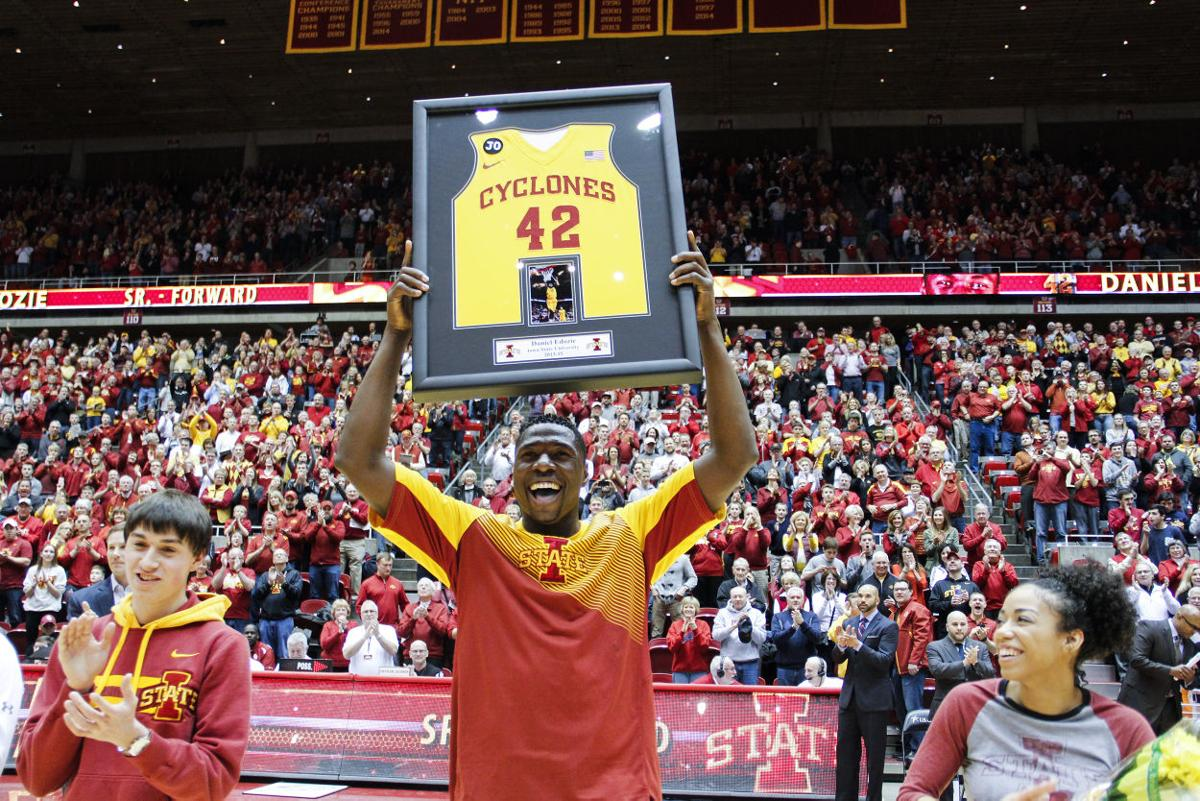 No. 17 Iowa State takes down No. 15 Oklahoma