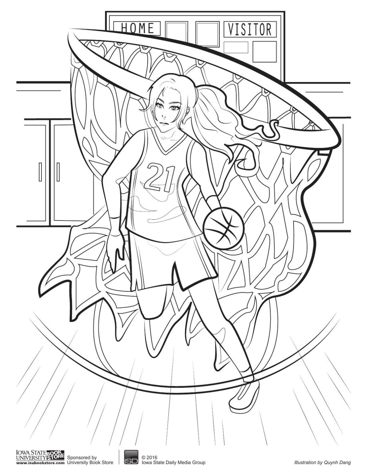 tuesday coloring pages