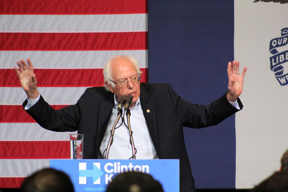 Bernie Sanders tells voters in Ames that campaign is not a