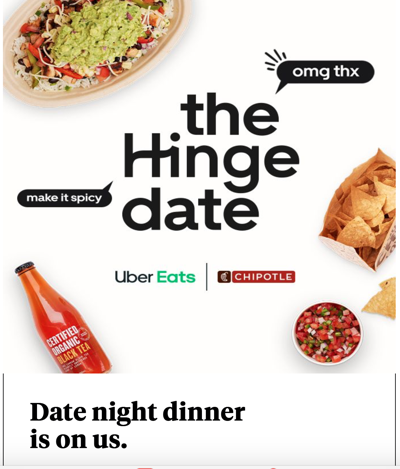 The Hinge date