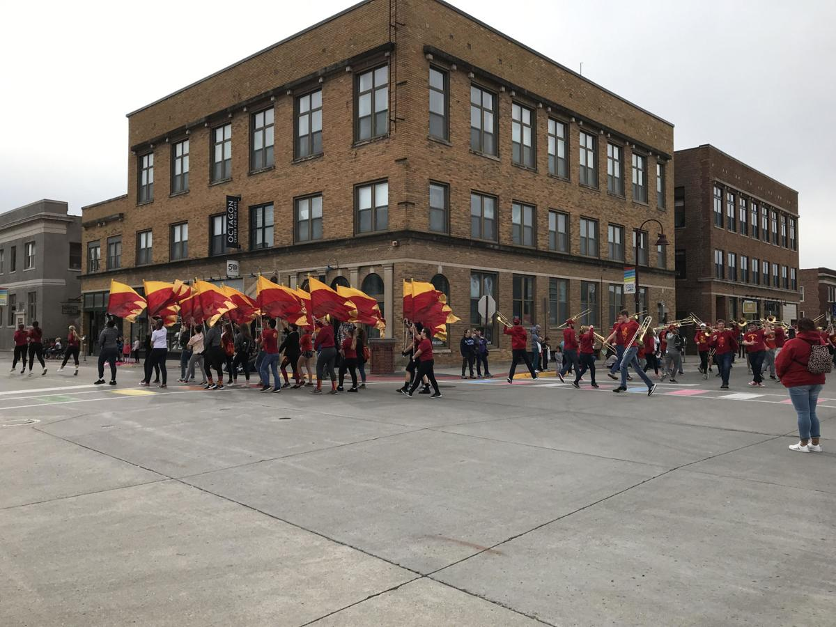 homecoming parade 2019 #1