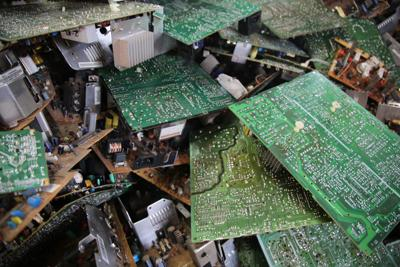 The importance of recycling electronics